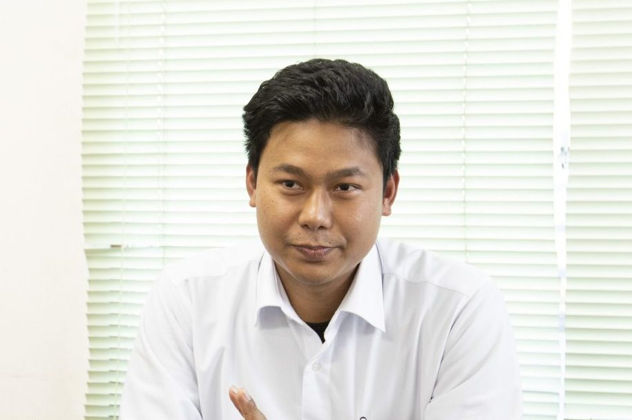 Aung Ko Ko(アウンココ)