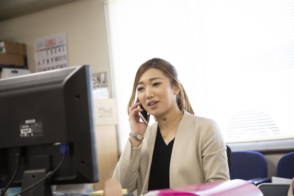 女性も活躍できる3Rの営業という仕事